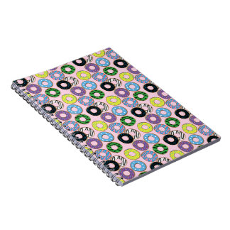 Caderno da rosquinha