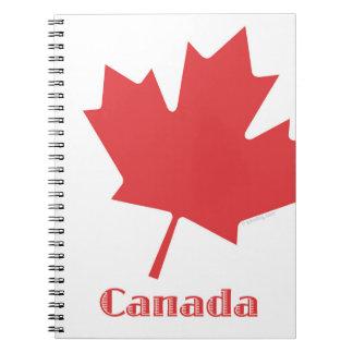 Caderno de Canadá