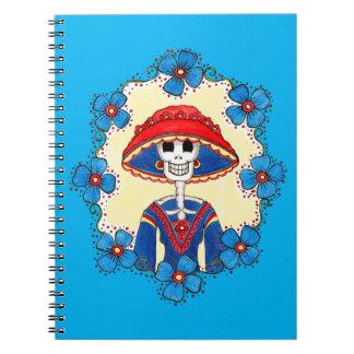 Caderno Espiral Caderno de Catrina Amelia