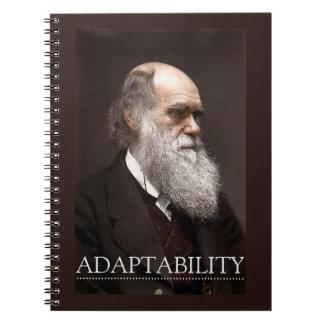 Caderno de Darwin Adapatability