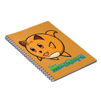 Caderno de Glutty