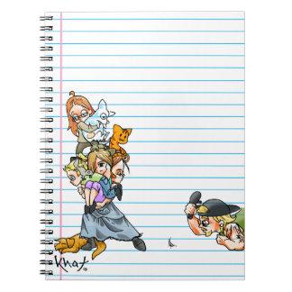 Caderno de Khat