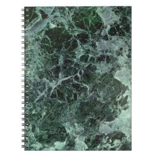 Caderno de mármore