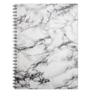 Caderno de mármore da foto (80 páginas B&W)!