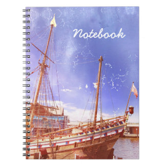 """Caderno de """"navio navigação """""""