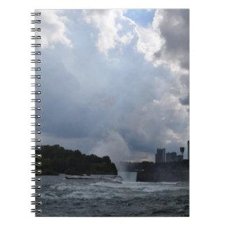 Caderno de Niagara Falls