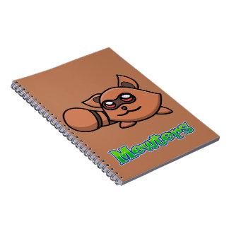 Caderno de Tanoop