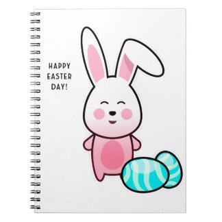 Caderno Dia do felz pascoa