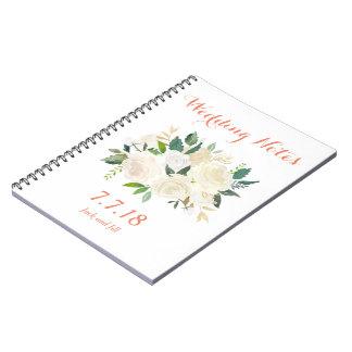 Caderno do casamento