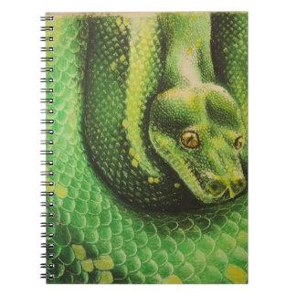 Caderno do cobra