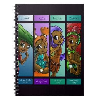 Caderno do Fim-acima das fadas