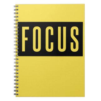 Caderno do FOCO