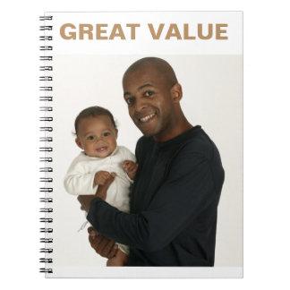 Caderno do grande valor