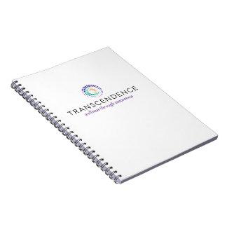 Caderno do logotipo de TWC