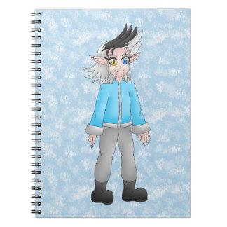 caderno do mutante
