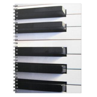Caderno do piano
