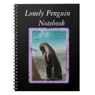 Caderno do pinguim