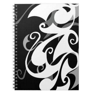 Caderno do redemoinho da sombra