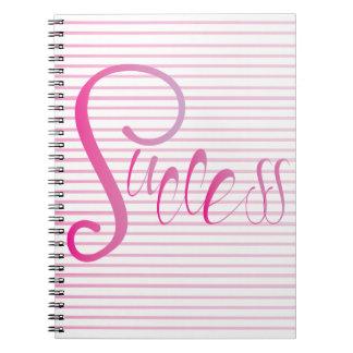 Caderno do sucesso