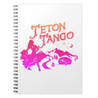 Caderno do tango de Teton