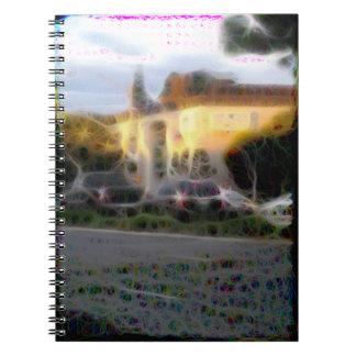 Caderno do tráfego de Tarde-Dia