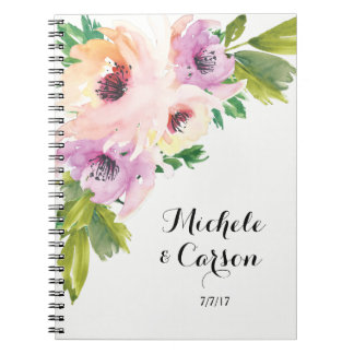 Caderno do Wildflower