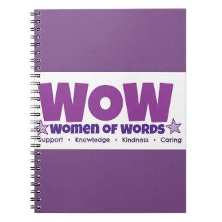 Caderno do wow