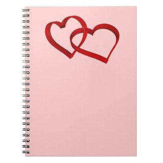 Caderno dos Ligar-Corações