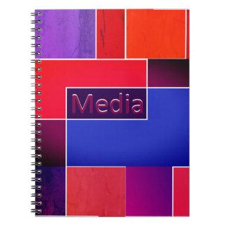 Caderno dos meios morno