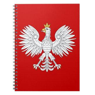 Caderno Eagle polonês