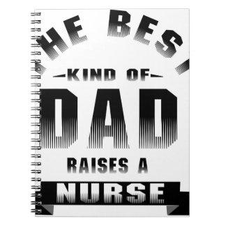 Caderno Enfermeira, o melhor tipo do pai