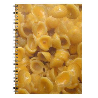 Caderno escudos e queijo