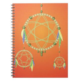 Caderno Espiral 74Dream Catcher_rasterized