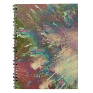 Caderno Espiral A estrela explode