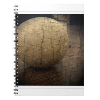 Caderno Espiral A rocha