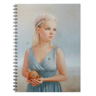 Caderno Espiral Abelha de rainha