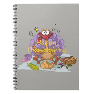 Caderno Espiral Acção de graças