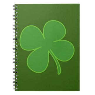 Caderno Espiral Afortunado