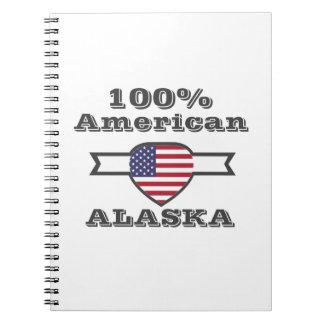 Caderno Espiral Americano de 100%, Alaska