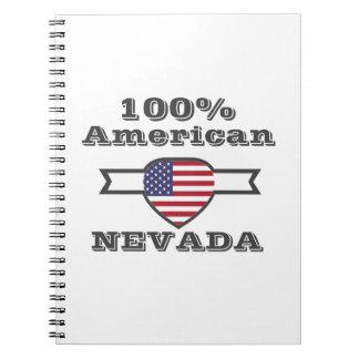 Caderno Espiral Americano de 100%, Nevada