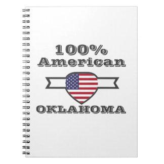 Caderno Espiral Americano de 100%, Oklahoma