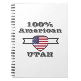 Caderno Espiral Americano de 100%, Utá