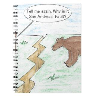 Caderno Espiral Ano mais velho