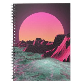 Caderno Espiral anos 80 R MIM S E R