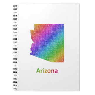Caderno Espiral Arizona
