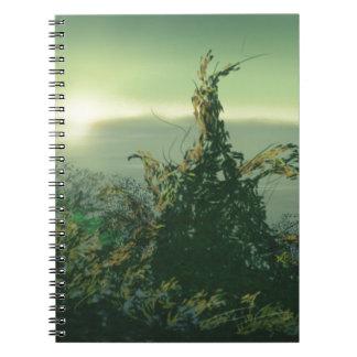 Caderno Espiral Árvore nova de aspiração