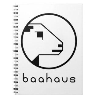 Caderno Espiral Baahaus
