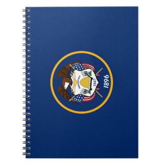 Caderno Espiral Bandeira de Utá