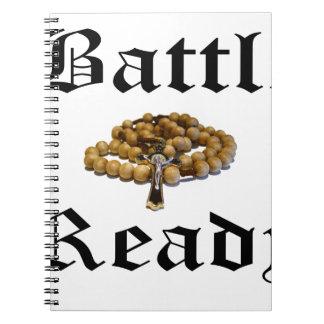 Caderno Espiral Batalha pronta