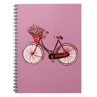 Caderno Espiral Bicicleta 2